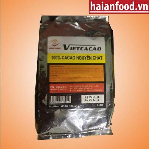 Bột Cacao Việt Túi 500 Gram