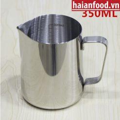 Ca đánh sữa Inox 350ml