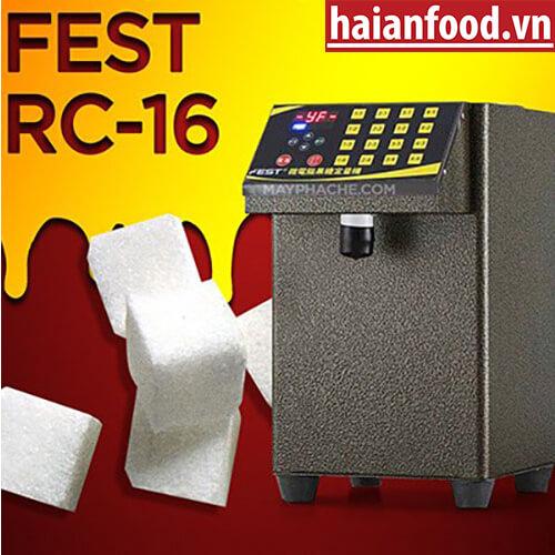 Máy định lượng đường Fest Rc-16