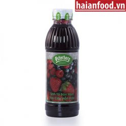 Sinh tố trái cây hỗn hợp Osterberg