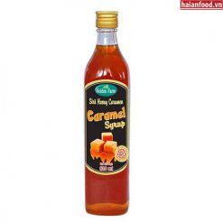 siro caramen golden farm 520ml