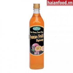 siro chanh dây golden farm 520ml