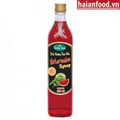 syrup dưa hấu golden farm 520ml