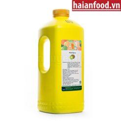 syrup kiwi maulin