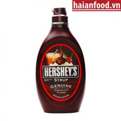 Sốt socola Hershey's chai 680g