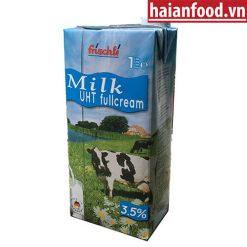 Sữa tươi đức Frischli hộp 1l