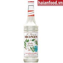 Syrup bạc hà trắng Monin