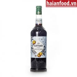 Syrup Chocolate Cookies Giffard Chai 1000 ml