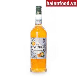 Syrup Bưởi Hồng Giffard Chai 1000 ml