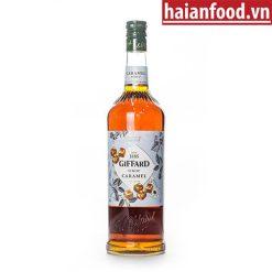 Syrup Caramel Giffard Chai 1000 ml