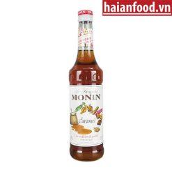 Syrup Caramel Monin Chai 700ml
