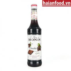 syrup chocolate monin