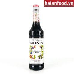 Syrup dâu rừng Monin