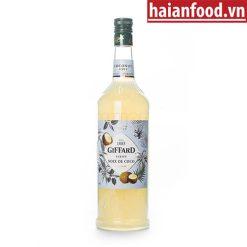 Syrup Dừa Giffard Chai 1000 ml