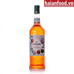 Syrup Dưa Hấu Giffard Chai 1000 ml