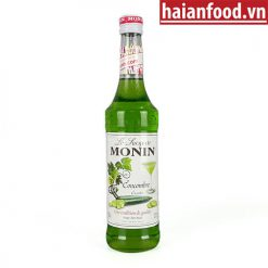 Syrup Dưa Leo Monin Chai 700ml