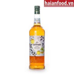 Syrup Dưa Lưới Giffard Chai 1000 ml