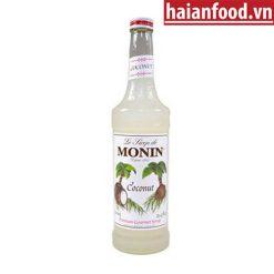 Syrup dừa Monin