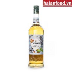 Syrup Hạt Dẻ Giffard Chai 1000 ml