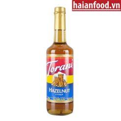 Syrup Hạt Dẻ Torani