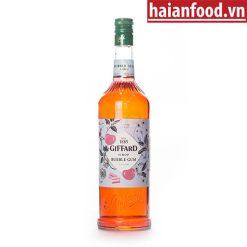 Syrup Kẹo Cao Su Giffard Chai 1000 ml