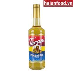 Syrup Dứa Thơm Torani