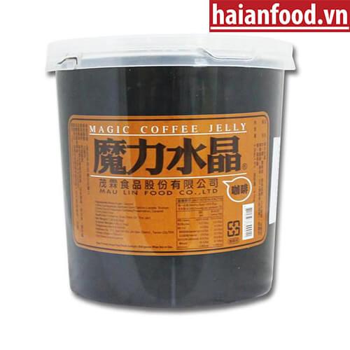 thạch cafe maulin