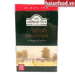 Trà English Breakfast Ahmad Hộp 40g