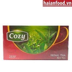 hồng trà cozy