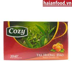 trà cozy đào